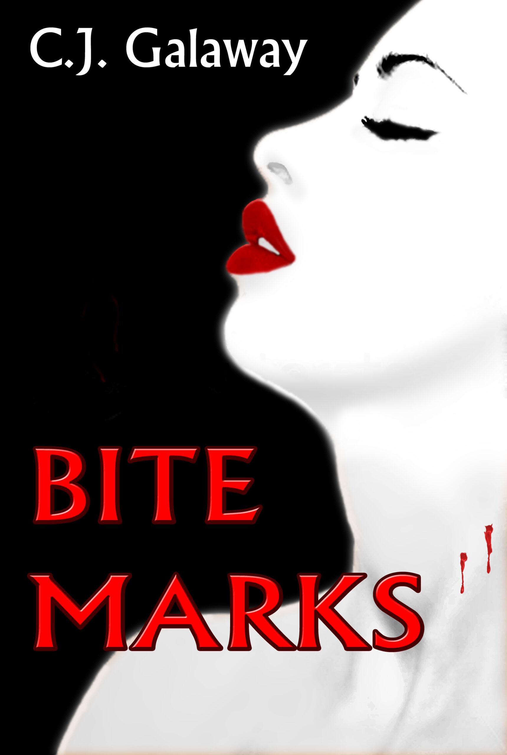 Bite Marks by CJ Galaway